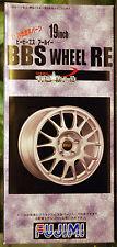 Llantas BBS re 19 pulgadas incl. neumáticos, 1:24, 192840 Fujimi