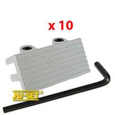 Sliding Window Locks Tamper Resistant High Security with Hex Screws - Pack of 10