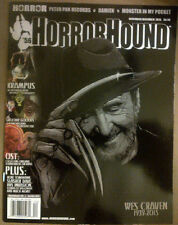 HORRORHOUND MAGAZINE #56 Wes Craven Cover 2015