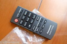 GENUINE NEW Panasonic Audio System Remote N2QAYC000058 for SC-HC27, SC-HC271