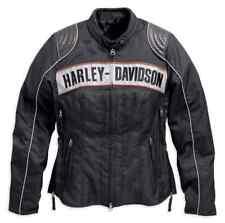 Harley-Davidson Triple Vent Waterproof Jacket 98558-14VW Reflective, Cafe, SMALL