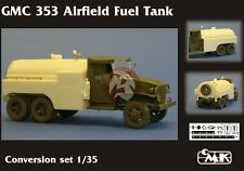 CMK 1/35 GMC CCKW-353 Airfield Fuel Tank Conversion Set (for Tamiya kit) 3087