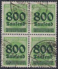 Minr Postfrisch 162 Im Viererblock Vom Rechten Plattenseitenrand Mit Plattenf