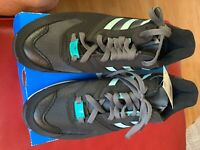 Adidas originals zx 4000 black/icemin/ carbon size 10 new in box