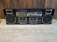 Fisher PH 463 Ghetto Blaster Boombox Stereo *Read*