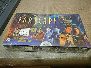 Rittenhouse Farscape Season One 1 Trading Cards mint unopened box