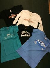 DERBY  XMAS LADIES SPECIAL -  2017 PREAKNESS STAKES  SHIRT LOT - FIVE  SMALL