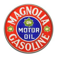 Palacine Ethyl Gasoline Corporation Reproduction Circle Aluminum Sign