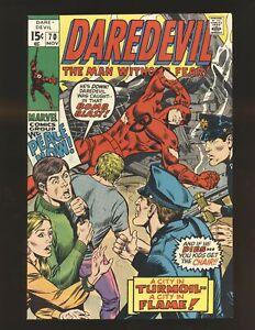 Daredevil # 70 VF/NM Cond.