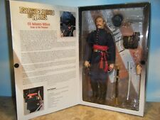 """BROTHERHOOD OF ARMS CIVIL WAR US INFANTRY OFFICER ARMY OF THE POTOMAC 12"""" FIGURE"""