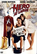 BRAND NEW DVD // HERO AT LARGE  //  JOHN RITTER, ANNE ARCHER,