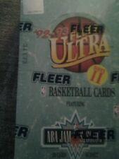 Unopened 1992/93 Fleer Ultra series 2 Basketball Shaquille Oneil