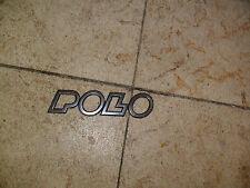 VW Polo 6N1 Emblem Zeichen Schriftzug
