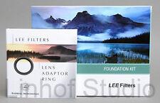 Kit de Filtros Foundation titular Lee con Anillo Adaptador Estándar 77mm