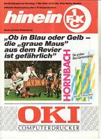 BL 92/93 1. FC Kaiserslautern - VfL Bochum