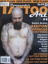 Downunder Tattoo Art Magazine - Issue 4 - Skulls - Angels - Kanji