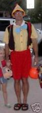 Disney Store PINNOCHIO Halloween ADULT MENS COSTUME XXL