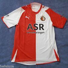 nwt~Puma FEYENOORD ROTTERDAM Holland Netherlands Football Soccer Shirt Jersey~M