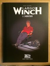 COLLECTION BD CULTE - LARGO WINCH - T1 : L'héritier - NEUF