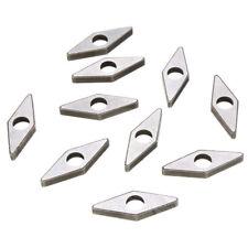 10 Inserti tornio placchette SV1603 Carbide Shim Seats x VNMG160404/08/12/16 cnc