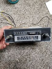 VINTAGE AUDIOVOX 8 TAPE TRACK PLAYER CAR STEREO
