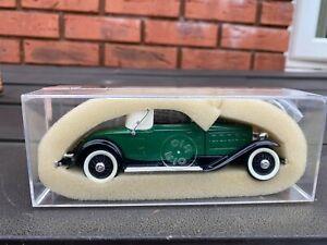 Rio 76/77 Cadillac V16 Cabriolet In its Original Box - Near Mint