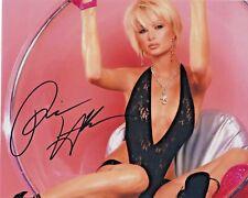 Paris Hilton signed 8X10 Photo with COA ***DELAYED SALE***