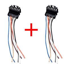 X2 Prise électrique réparation connecteurs FAISCEAU FEU ARRIÈRE RENAULT CLIO 2