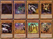 Yugioh Kozmo Deck - 40 Cards + 9 XYZ - Dark Destroyer Eclipser Planet Farmgirl