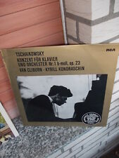 Tschaikowsky: Konzert für Klavier und Orchester, eine Schallplatte