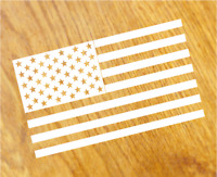 USA Flag Aufkleber Sticker United States Amerika Flagge Decal Tuning America US