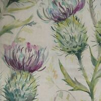 Voyage Decoration Country Thistle Glen Floral Curtain Upholstery Fabric | Spring