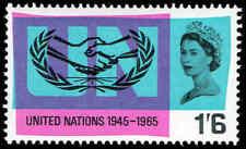 Scott # 441 - 1965 - ' I. C. Y. Emblem '