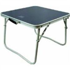 Accessoires mobilier de camping argenté pour tente et auvent de camping
