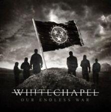 Our Endless War [Digipak] by Whitechapel (CD, Apr-2014, Metal Blade)