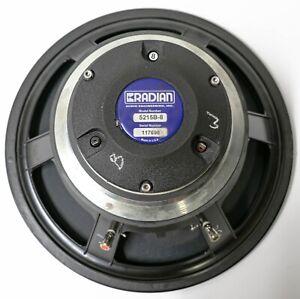 "Radian 5215B - 15″ Coaxial Speaker for SPL Applications - 15"" Inch"