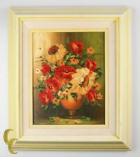 Art Lot Oil Paintings Landscape Floral Shadow Box All framed And Framed Mirror