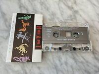 Heart Bad Animals CASSETTE Tape 1987 Capitol 4PJ-512546 Nancy Wilson RARE! OOP!