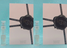 2 FLOWERBOMB by Viktor & Rolf V&R Eau de PARFUM EDP Perfume Fragrance .04oz Mini