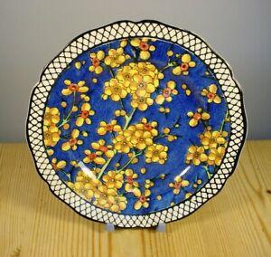 "Royal Doulton D4365 ""Prunus"" Chintz Tea Plate Flower Blossom"