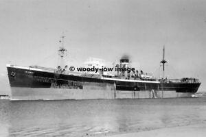 rp3678 - UK Cargo Ship - Trident , built 1940 - print 6x4