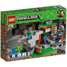 Lego Minecraft The Zombie Cave Childrens Play Toys 6+ Brick Building Stack Block
