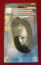 Monster Cable Stereo Cable Stereo 12 ' Card