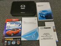 2007 Mazda CX-7 SUV Owner Manual User Guide Set Sport Grand Touring AWD 2.3L