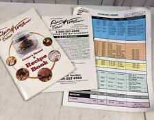 Thane Flavor Wave Oven Deluxe Owners Manual/Recipe Book With Cooking Chart