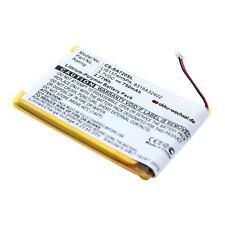 Batterie pour sony walkman nwz-e454, nwz-a845, nwz-820, nwz-a826, nwz-a828, nwz-a829