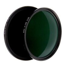 X-Series ND8 Neutral Density Filter for Digital Camera Lens DSLR Canon Sony ND 8