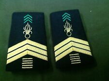 Abzeichen,Uniform,Armee, Fremdenlegion,  French Foreign Legion,Sergent-chef,25