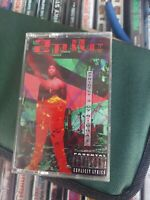 2Pac ‎Strictly 4 My N.I.G.G.A.Z. Cassette Tape 1993 Tupac Shakur BMG Version