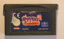 Spyro 2-season of Flame (Nintendo Game Boy Advance, 2007